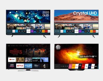 4k Smart Tv's