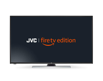 JVC Fire Edition TV