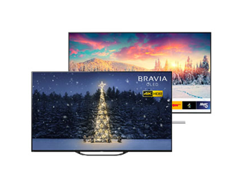 Samsung 55 Smart 4K OLED