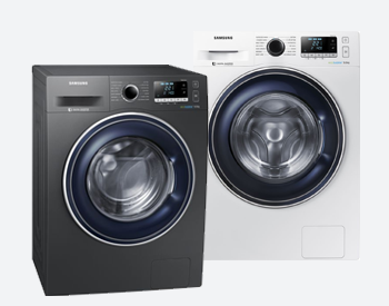€50 off Samsung Washing Machines