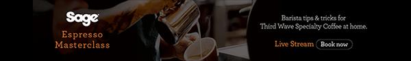 Sage Live Home Coffee Masterclass