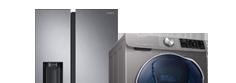 Claim up to €350 cashback on Samsung Appliances