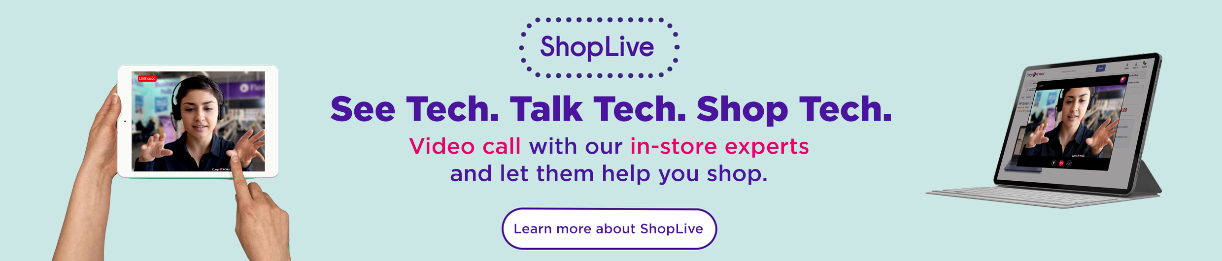ShopLive - Learn More