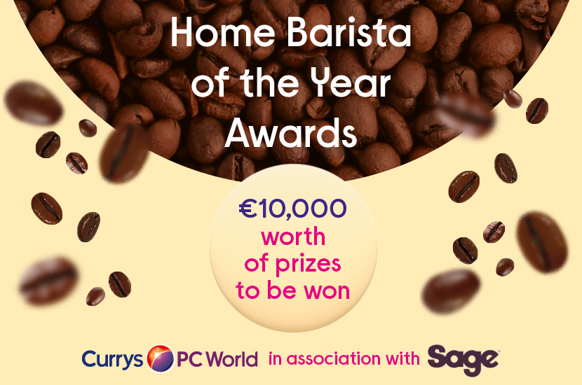 Barista of the Year Offer