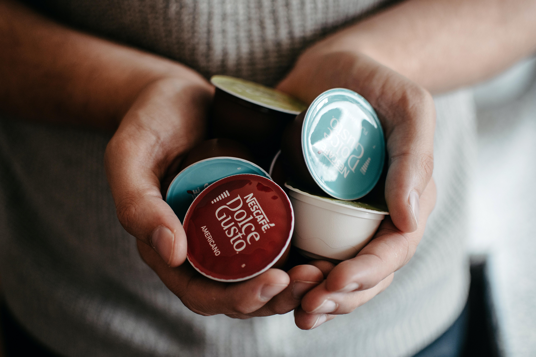 Coffe pods