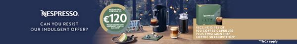 Nespresso Festive Offer