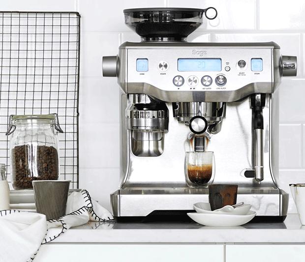 Sage coffee machines