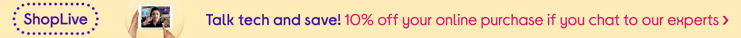 10% off with Shoplive