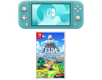 NINTENDO Switch Lite and The Legend of Zelda
