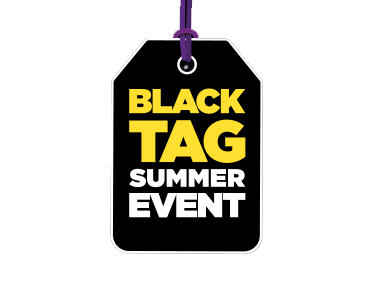 Black tag summer event