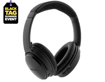 BOSE QuietComfort QC35 II Wireless Headphones in Black