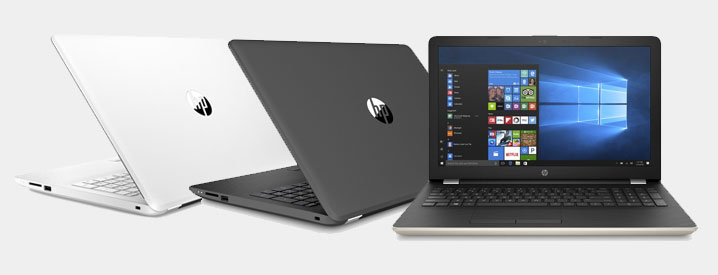 HP Pavilion 15- inch  Laptop with SSD Storage
