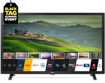 LG 32 inch smart LED full hd tv