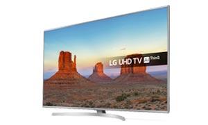 LG 55-inch 4K TV