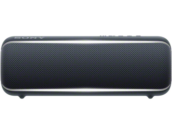 Sony Extra Bass Portable Bluetooth Speaker in Black