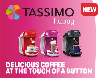 Tassimo Happy