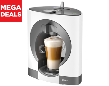 Shop great deals in coffee machines