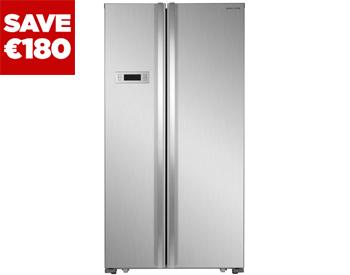 KENWOOD KSBSX17 American-Style Fridge Freezer