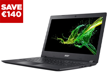 Acer Aspire 14 inch laptop