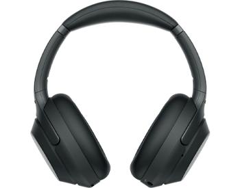 Sony WH-1000XM3 Headphones in Black