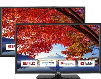 JVC Smart LED TV