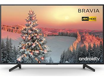 SONY BRAVIA 55 Smart 4K Ultra HD HDR LED TV