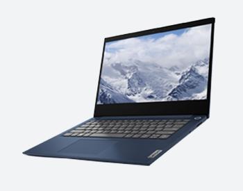 Lenovo Ideapad 3i laptop in blue
