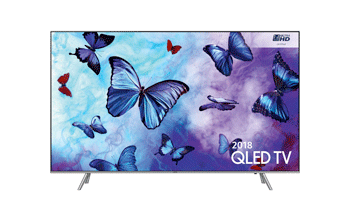 Save up to €650 on QLED TVs