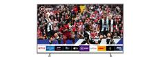 Samsung Qled large screen TVs