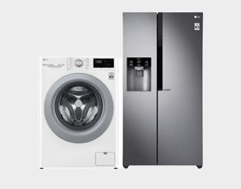 LG Laundry Range