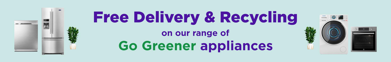 Go Greener Appliances