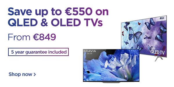QLED & OLED TVs
