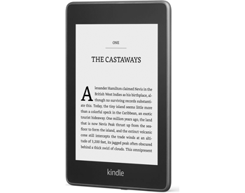 Amazon KINDLE Paperwhite 6 inch eReader