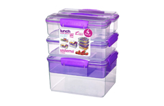 Food and drink storage