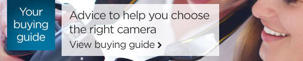 Digital cameras buying guide