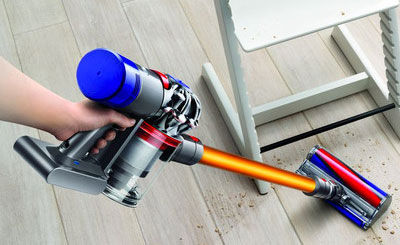 Cordless and Handheld Vacuum Cleaners